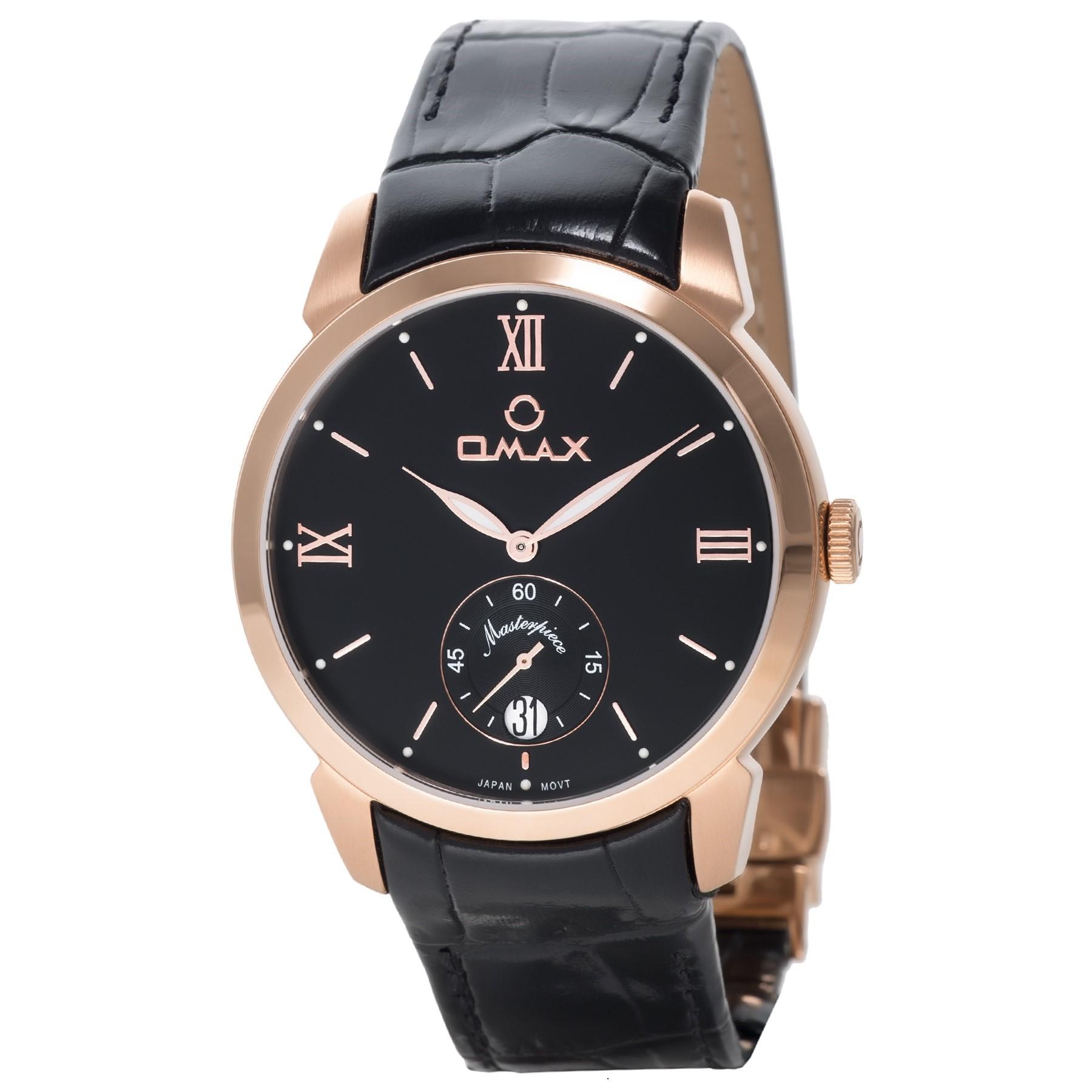 قیمت                      ساعت مچی عقربه ای مردانه اوماکس مدل MG05R22I
