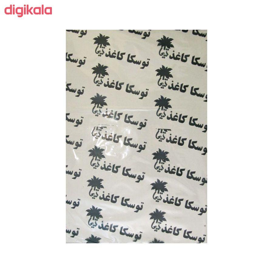 کاغذ A4 توسکا کد CH01 بسته 100 عددی  main 1 2