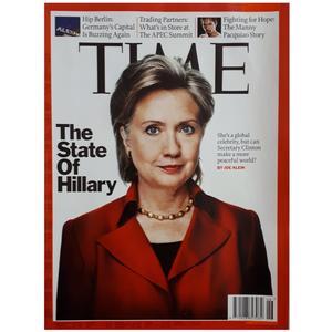 مجله تايم نوامبر 2009