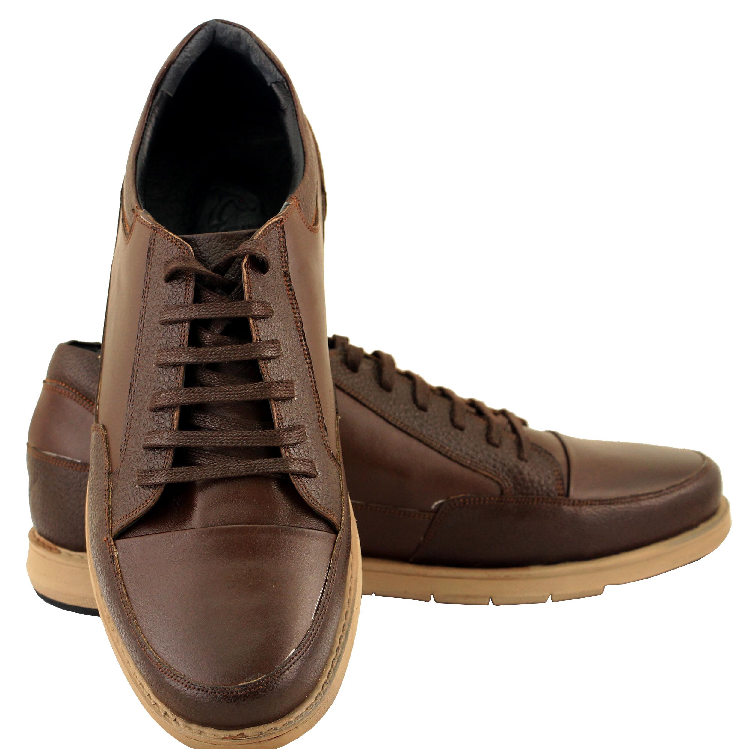 ADINCHARM leather men's casual shoes,DK103.qa Model