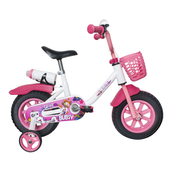 دوچرخه شهری مدل BUBSY کد 900023PI سایز 12