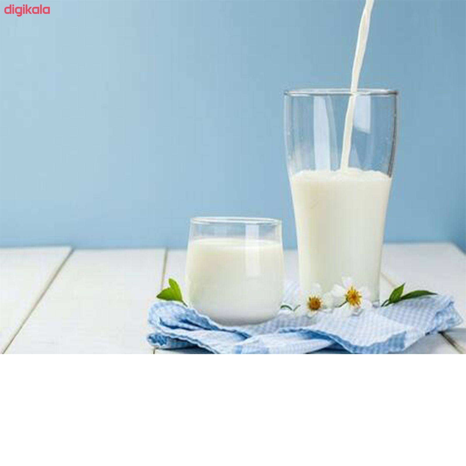 شیر نیم چرب فرادما پگاه - 0.2 لیتر main 1 6