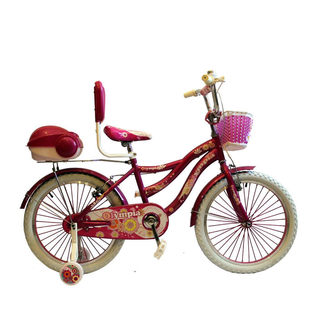دوچرخه شهری المپیا مدل 20198 سایز 20