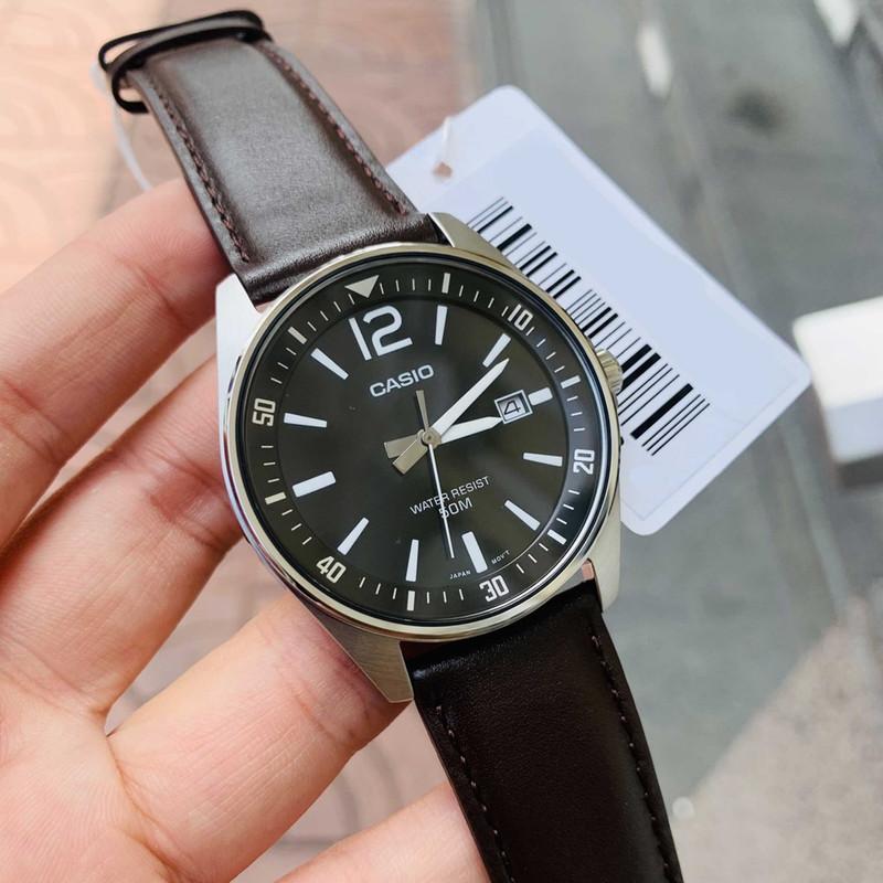 ساعت مچی عقربهای مردانه کاسیو مدل MTP-E170L-1BVDF