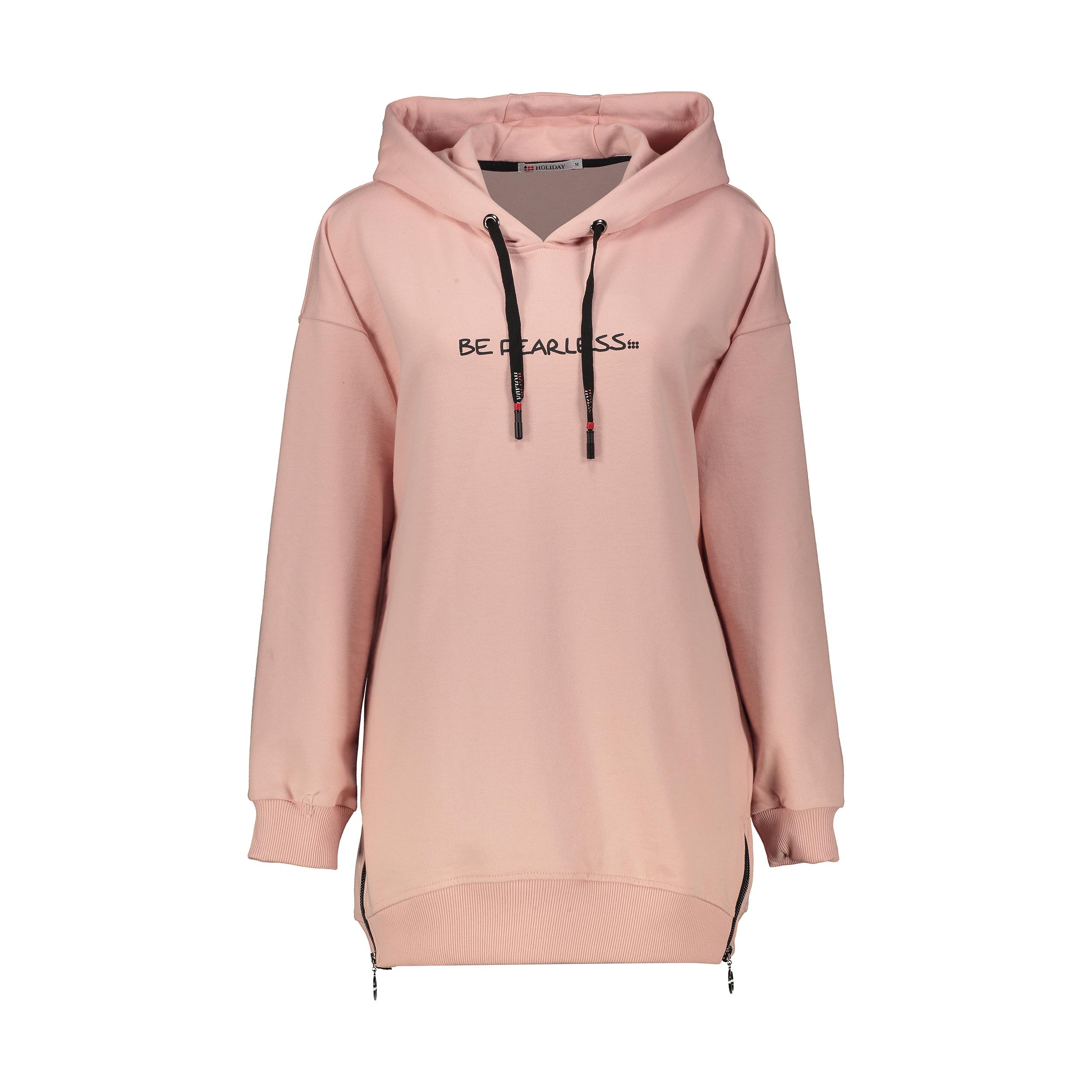 هودی ورزشی زنانه هالیدی مدل 851744-dark pink