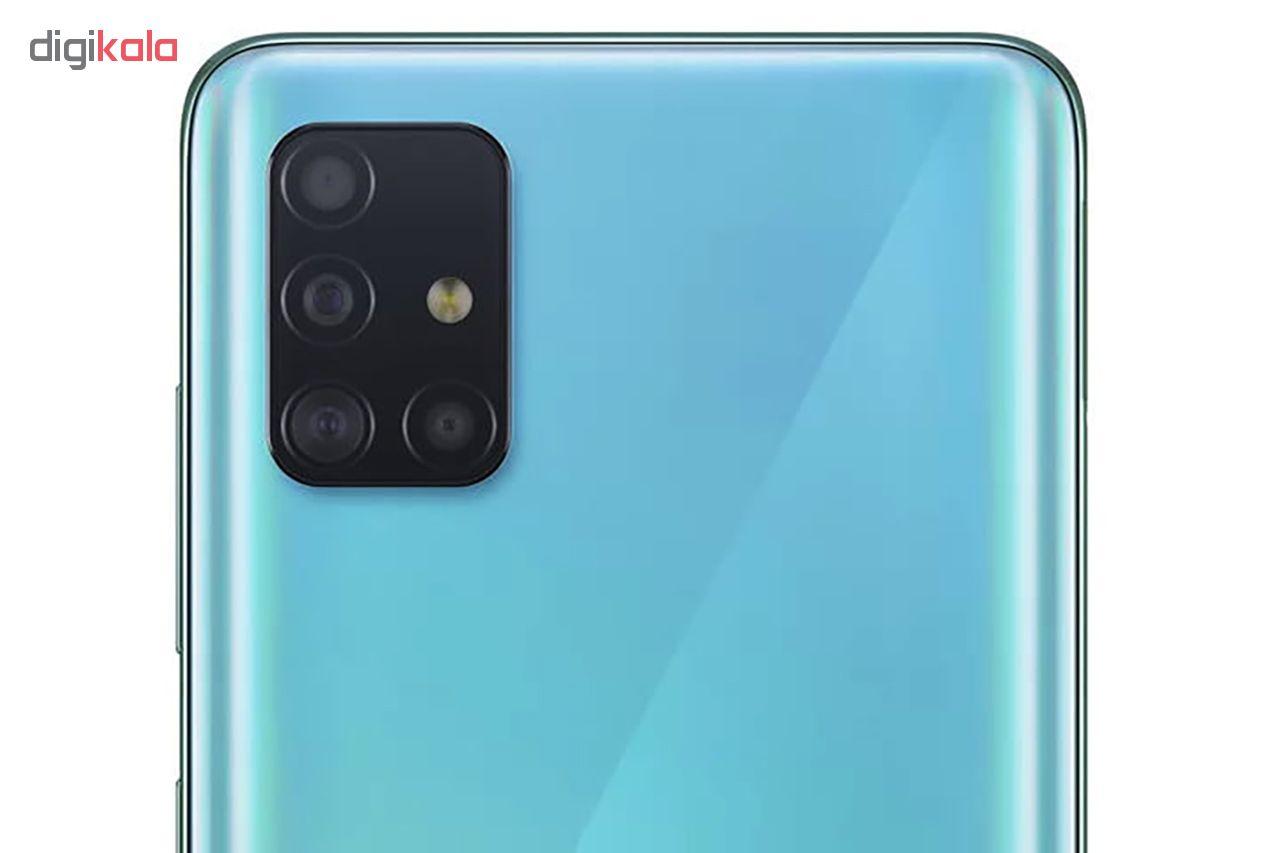 گوشی موبایل سامسونگ مدل Galaxy A51 SM-A515F/DSN دو سیم کارت ظرفیت 128گیگابایت main 1 21