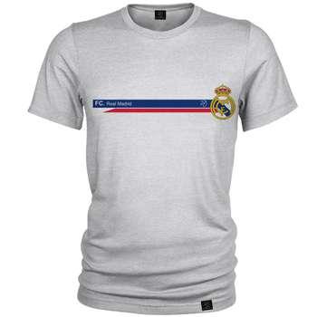 تیشرت آستین کوتاه مردانه 27 مدل رئال مادرید کد H55