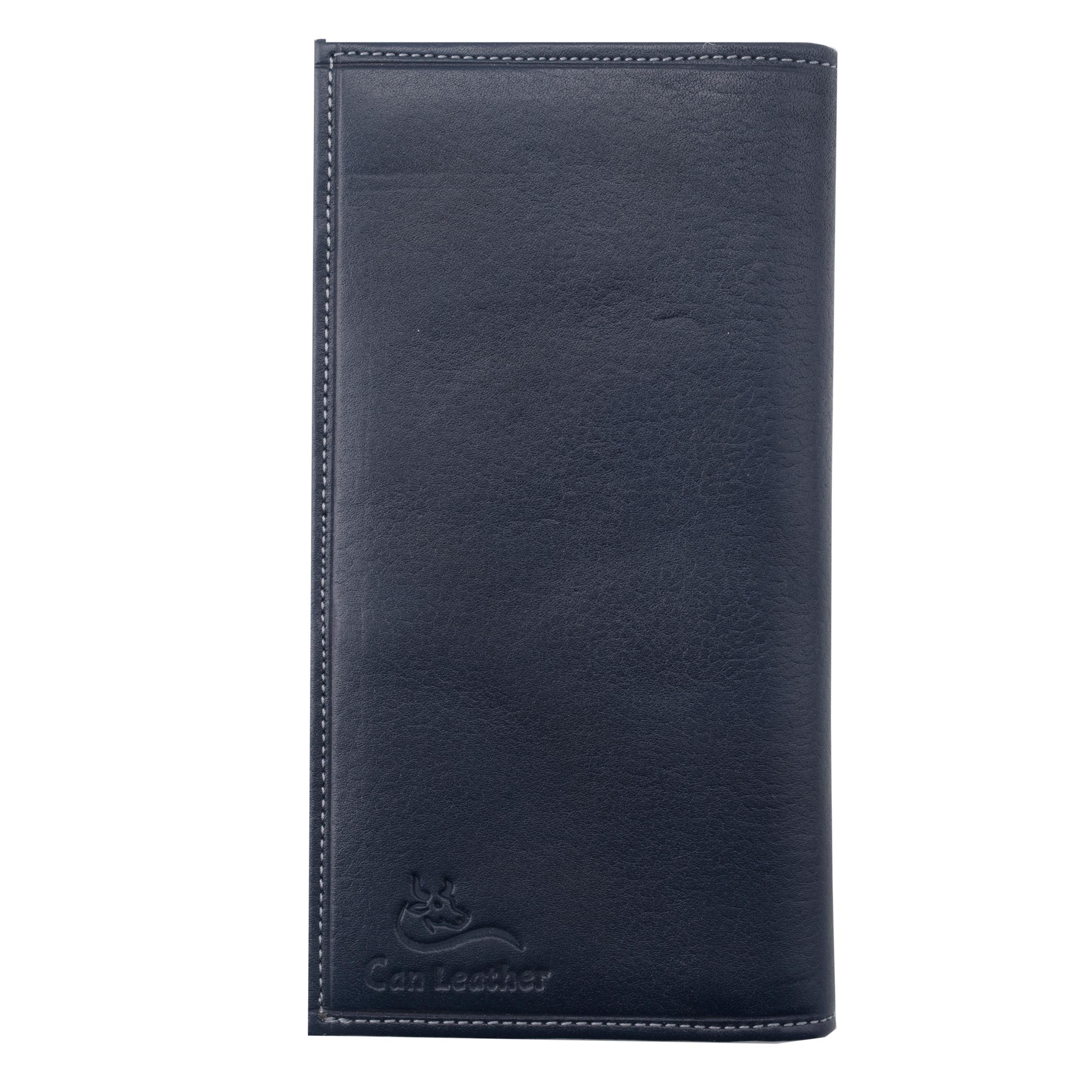 کیف پول مردانه چرم کن ا مدل D-398