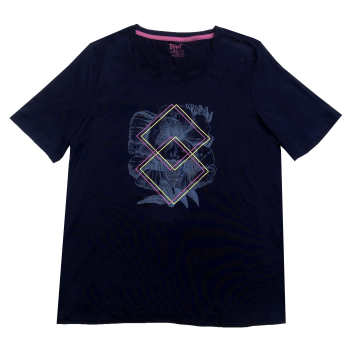 تی شرت زنانه کرویت مدل IAN 318201-1904