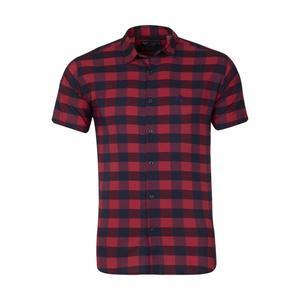 پیراهن آستین کوتاه مردانه پیکی پوش مدل M02456