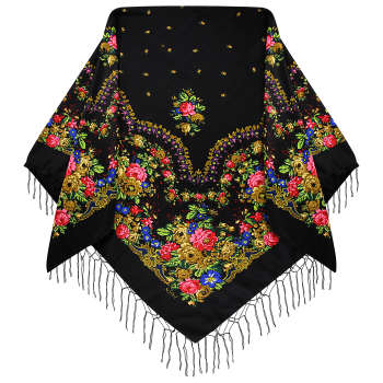 روسری زنانه مدل ترکمن کد H01
