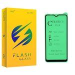 محافظ صفحه نمایش فلش مدل +HD مناسب برای گوشی موبایل سامسونگ Galaxy A20