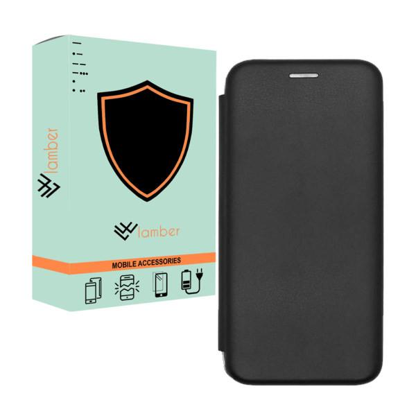 کیف کلاسوری لمبر مدل LAMKELAS-1 مناسب برای گوشی موبایل نوکیا 8