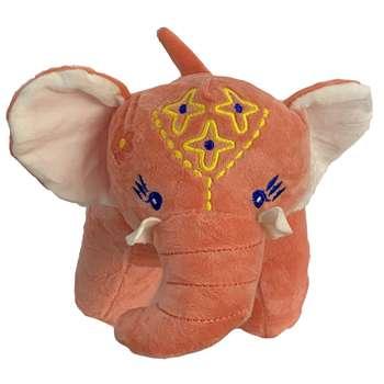 عروسک طرح فیل ارتفاع 30 سانتی متر