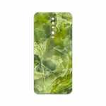 برچسب پوششی ماهوت مدل Green Crystal Marble مناسب برای گوشی موبایل شیائومی Redmi K30