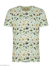 ست تی شرت و شلوارک راحتی مردانه مادر مدل 2041110-52 -  - 3
