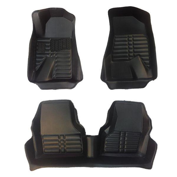 کفپوش سه بعدی خودرو مدل ای سی مناسب برای پژو 405