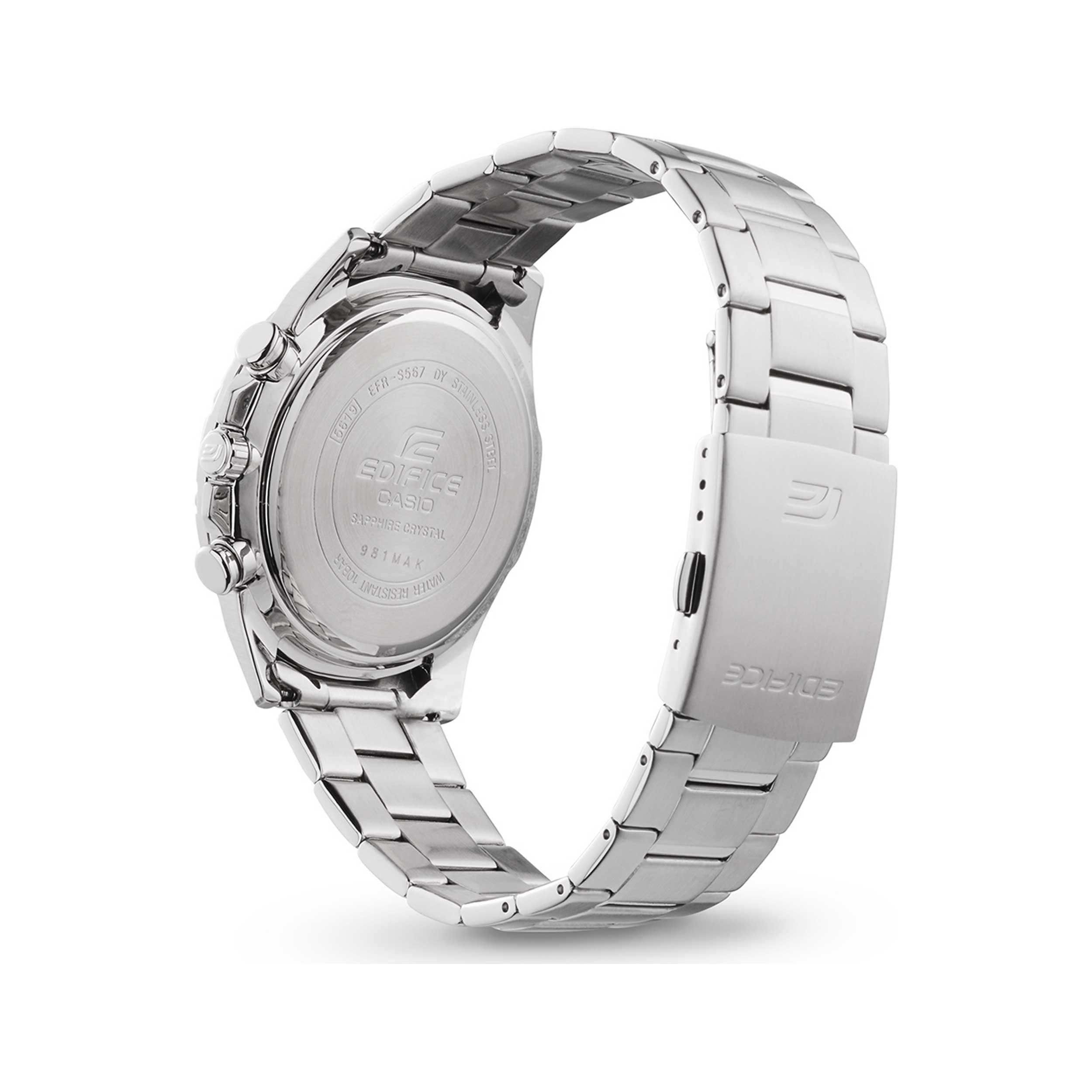 ساعت مچی عقربهای مردانه کاسیو مدل EFR-S567D-2A