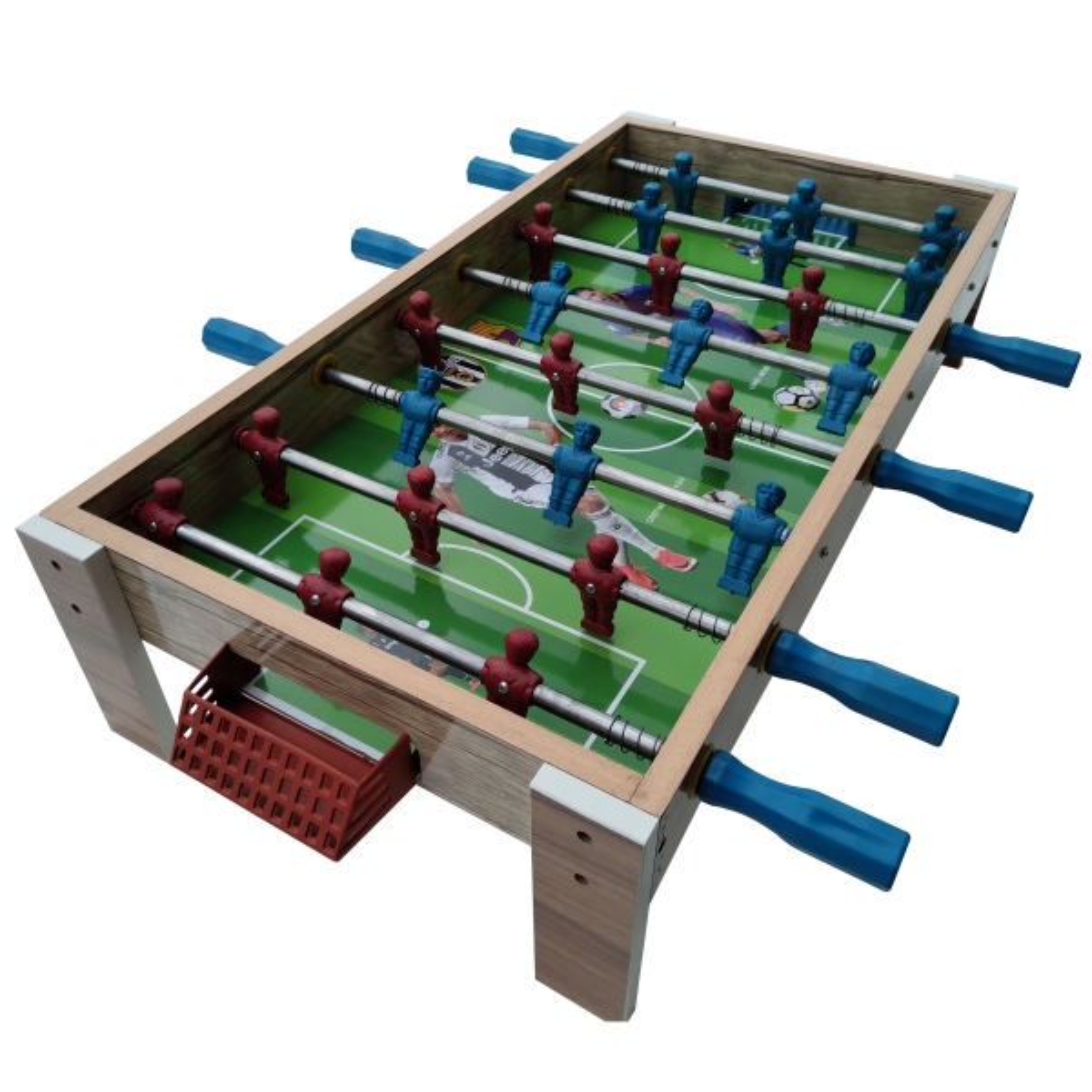 فوتبال دستی مدل 8M-4PCH