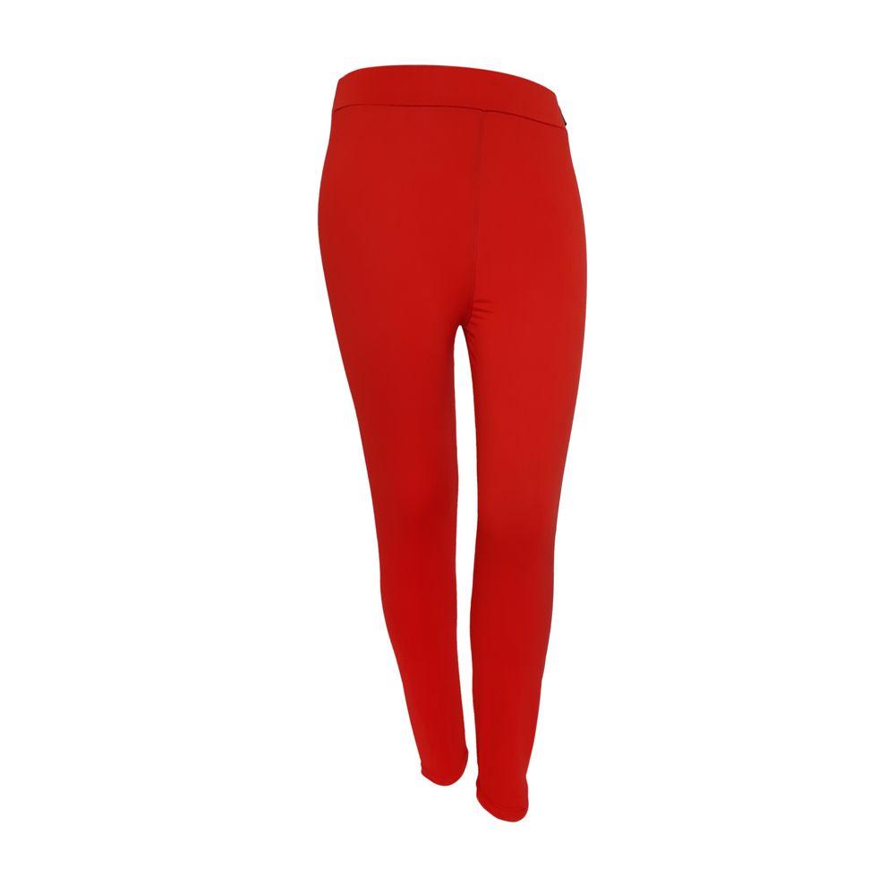 لگینگ زنانه مدل ۱۰۳ رنگ قرمز