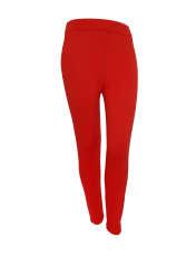 لگینگ زنانه مدل ۱۰۳ رنگ قرمز -  - 1