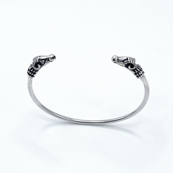 دستبند نقره زنانه و مردانه کیا سیلور مدل KS-001