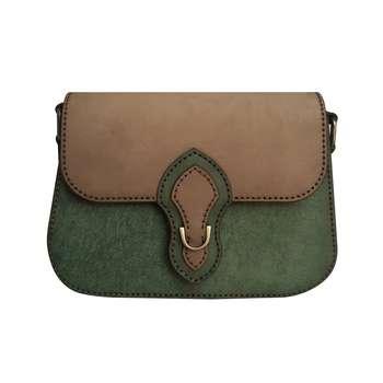 کیف دوشی زنانه چرم روژه مدل CL3