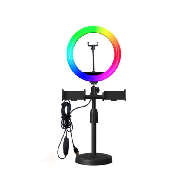 رینگ لایت مدل RGB-300CXB