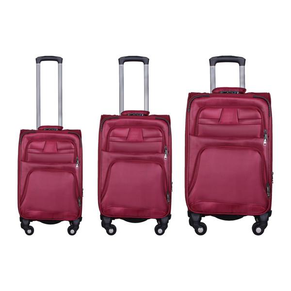 مجموعه سه عددی چمدان مدل 5301