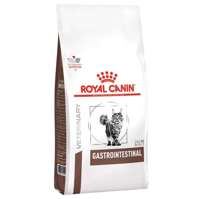 غذای خشک گربه رویال کنین مدل Gastrointestinal وزن 2 کیلوگرم