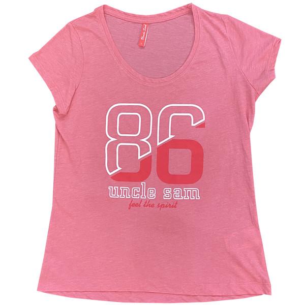 تی شرت زنانه آنکل سم کد 8941-0012