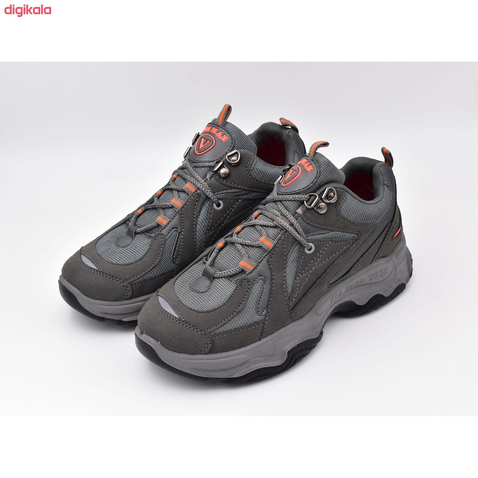 کفش کوهنوردی مردانه ویس من مدل CKO کد 8377 main 1 2
