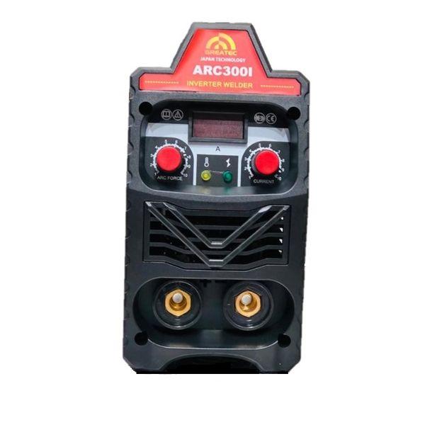 اینورتر جوشکاری 300 آمپر گریتک مدل ARC300I