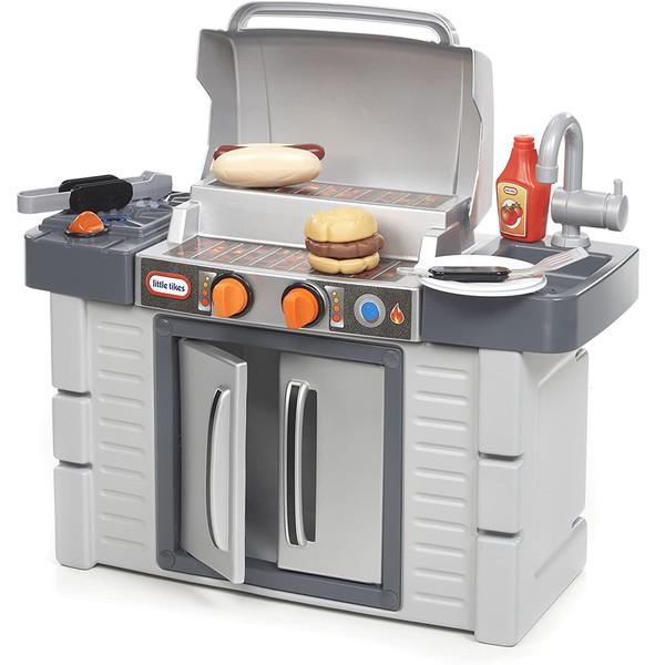 ست اسباب بازی آشپزخانه لیتل تایکس مدل کباب پز کد 280