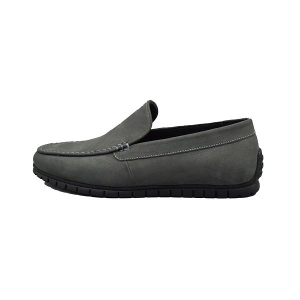 کفش روزمره مردانه پانو مدل 410 رنگ طوسی