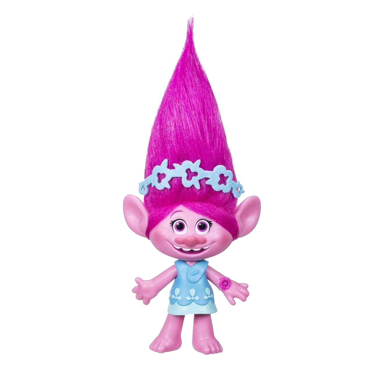 اکشن فیگور هاسبرو مدل ترولز Trolls Poppy