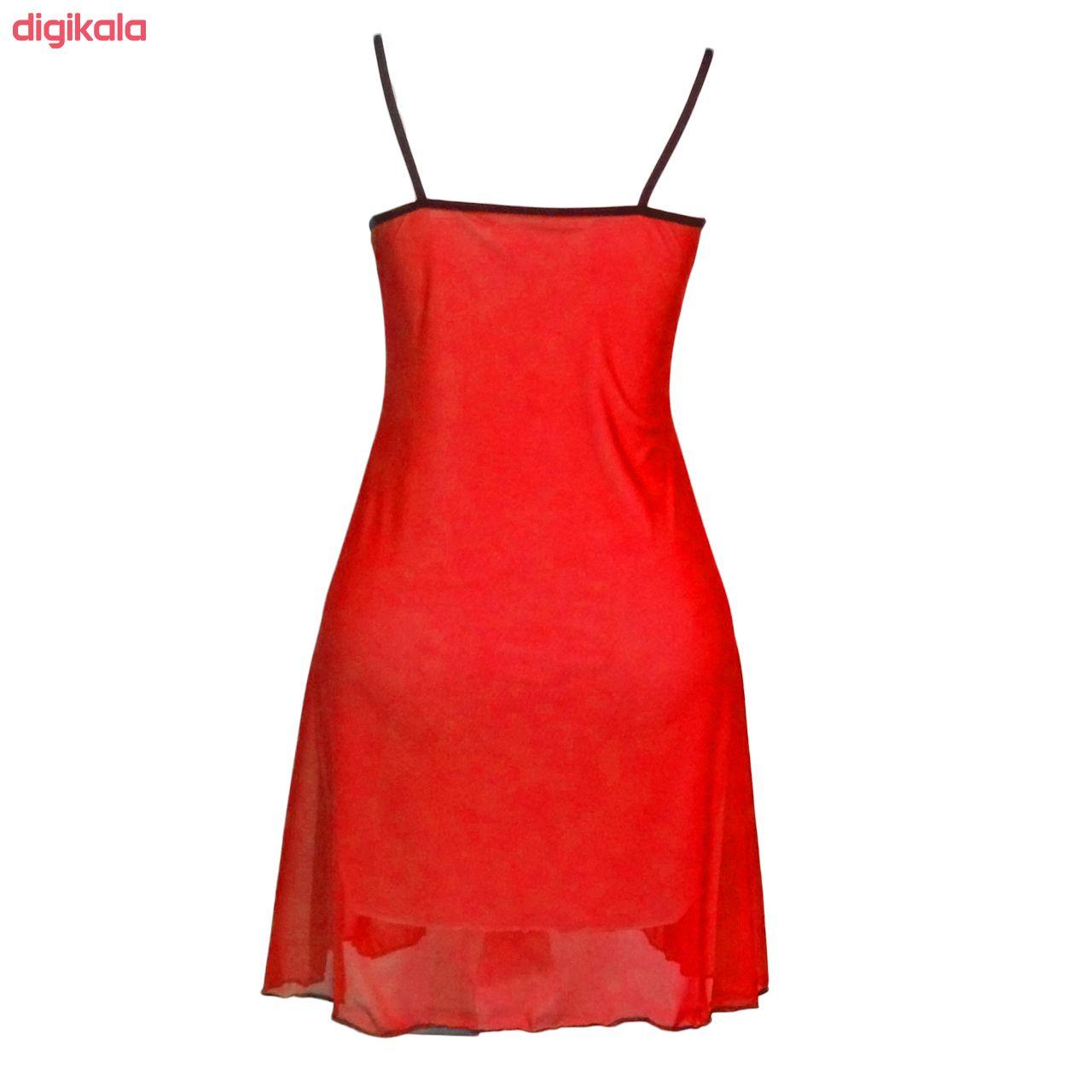 لباس خواب زنانه کد 1630-R main 1 3