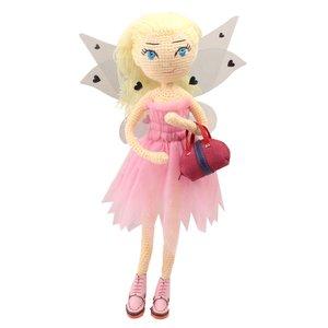 عروسک بافتنی پریا مدل Darya04