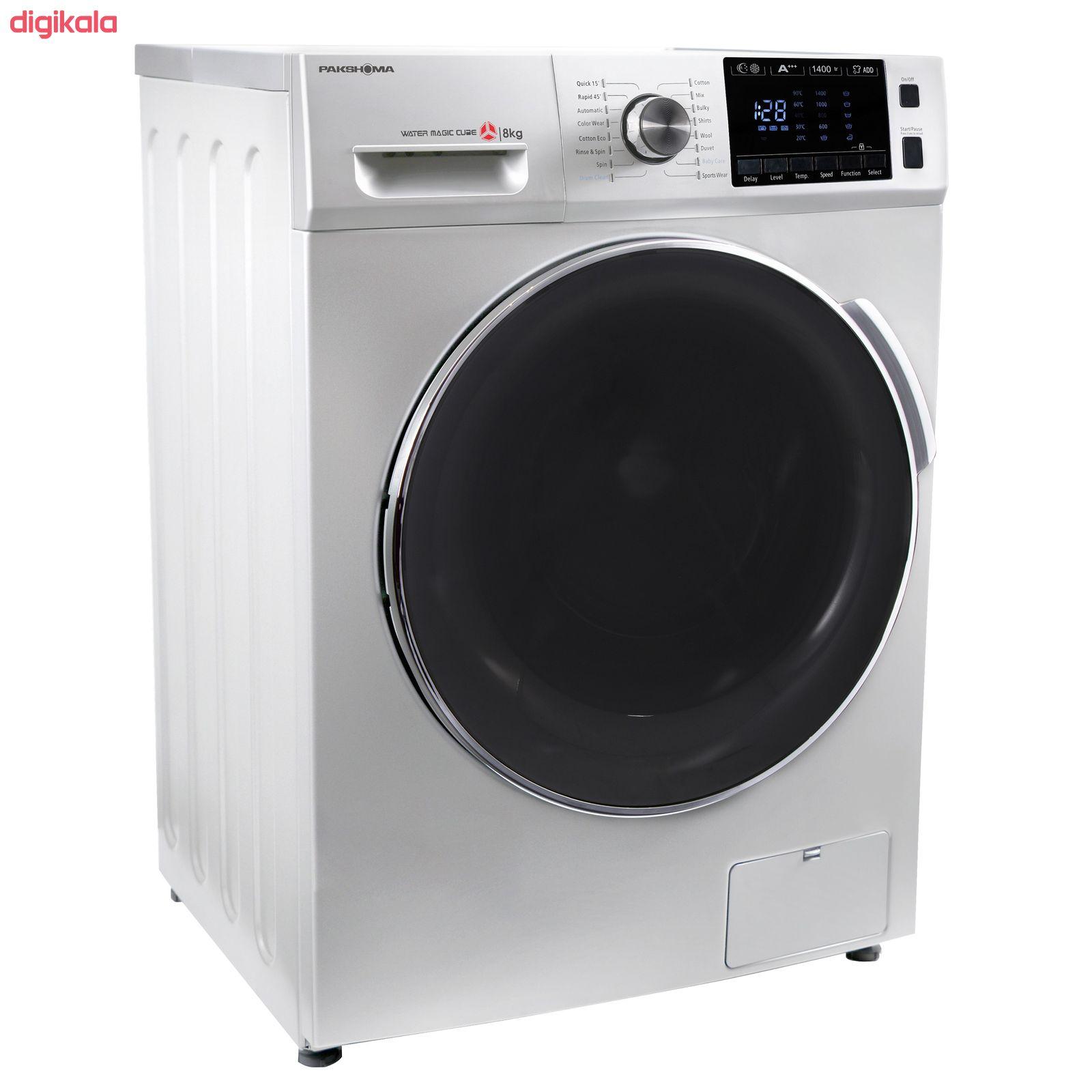 ماشین لباسشویی پاکشوما مدل TFU-84406 ظرفیت 8 کیلوگرم main 1 8