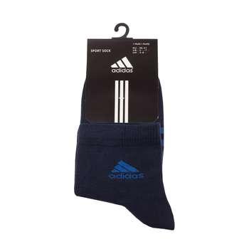جوراب مردانه مدل A-2020 رنگ سرمه ای