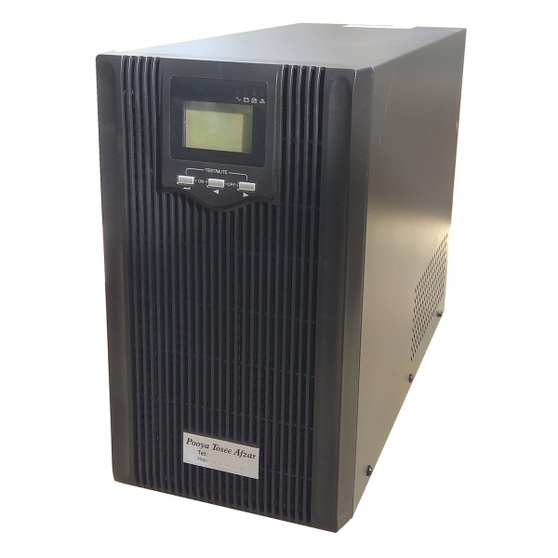 یو پی اس پویا توسعه افزار مدل LT630S با ظرفیت 3000 ولت آمپر