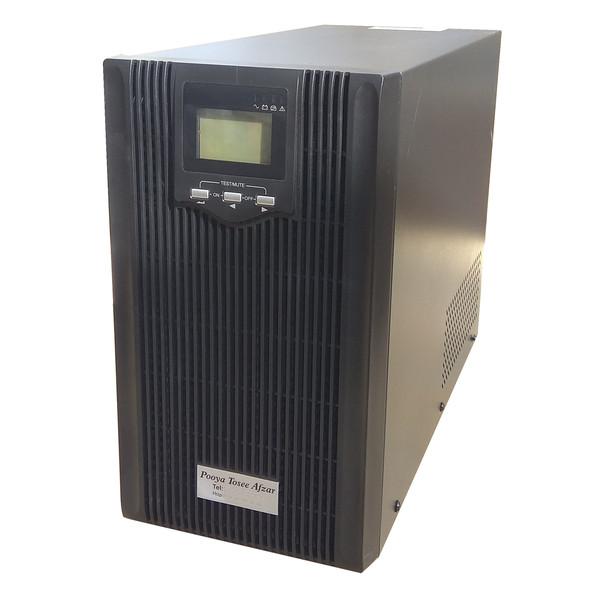یو پی اس پویا توسعه افزار مدل LT630H با ظرفیت 3000 ولت آمپر