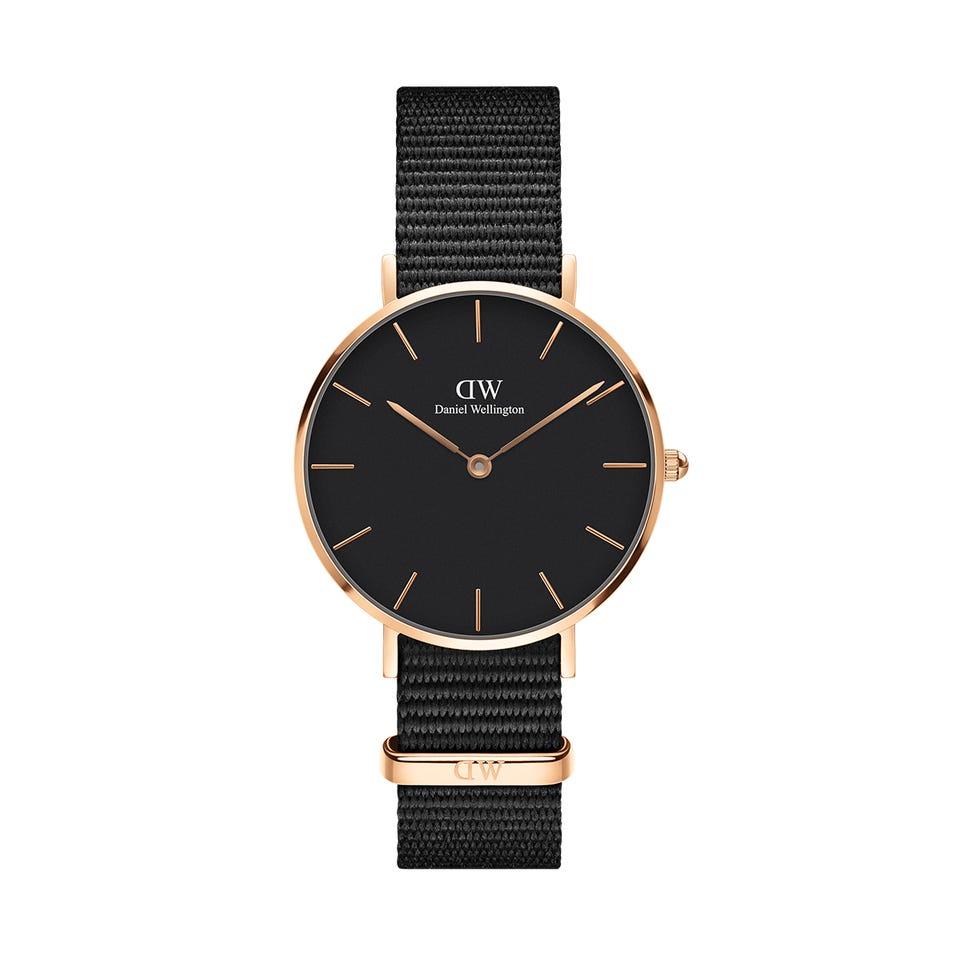 ساعت مچی عقربه ای زنانه دنیل ولینگتون مدل dw-petite              خرید (⭐️⭐️⭐️)