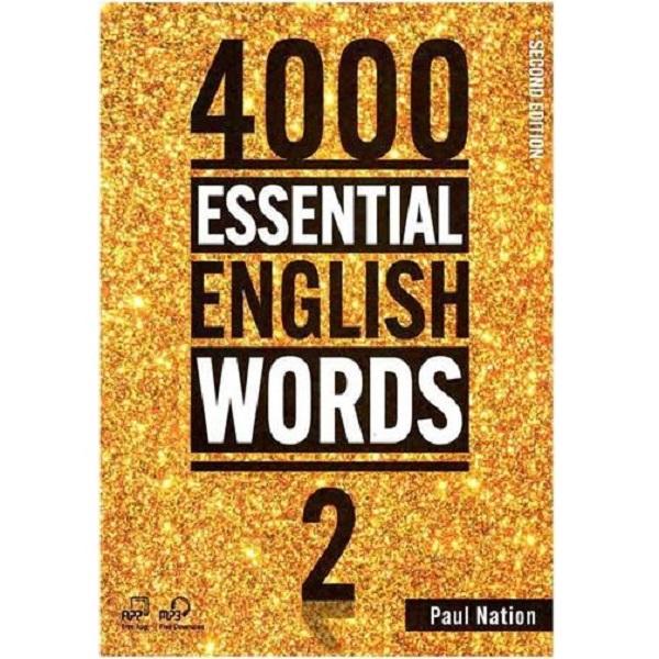 کتاب 4000ESSENTIAL ENGLISH WORDS 2 اثر Paul Nation انتشارات Compas