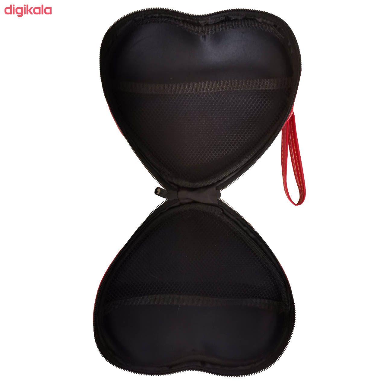 کیف لباس زیر زنانه مدل Heart main 1 2