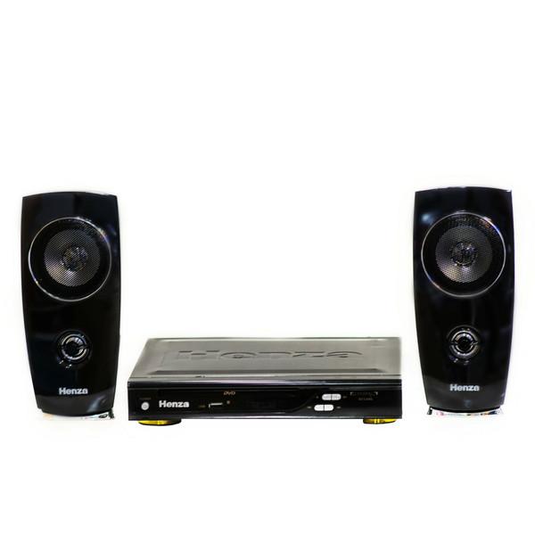 پخش کننده DVD هنزا مدل HDV-2300S