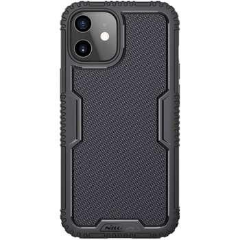 کاور نیلکین مدل Tactics TPU مناسب برای گوشی موبایل اپل Iphone 12 mini