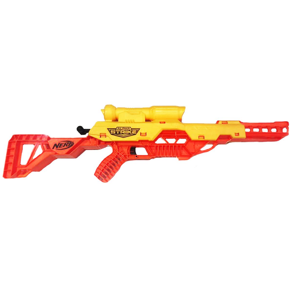 تفنگ بازی نرف مدل Alpha strike