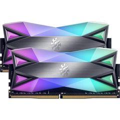 رم دسکتاپ DDR4 دو کاناله 3000 مگاهرتز CL16 ای دیتا ایکس پی جی مدل SPECTRIX D60G RGB ظرفیت 32 گیگابایت