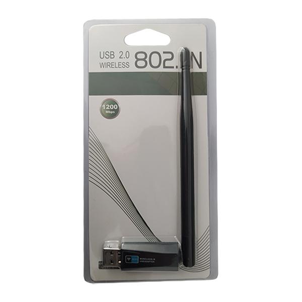 کارت شبکه بی سیم USB مدل 047